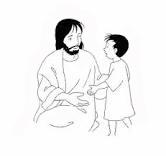 EVANGILE AUX ENFANTS - 7/10 ans