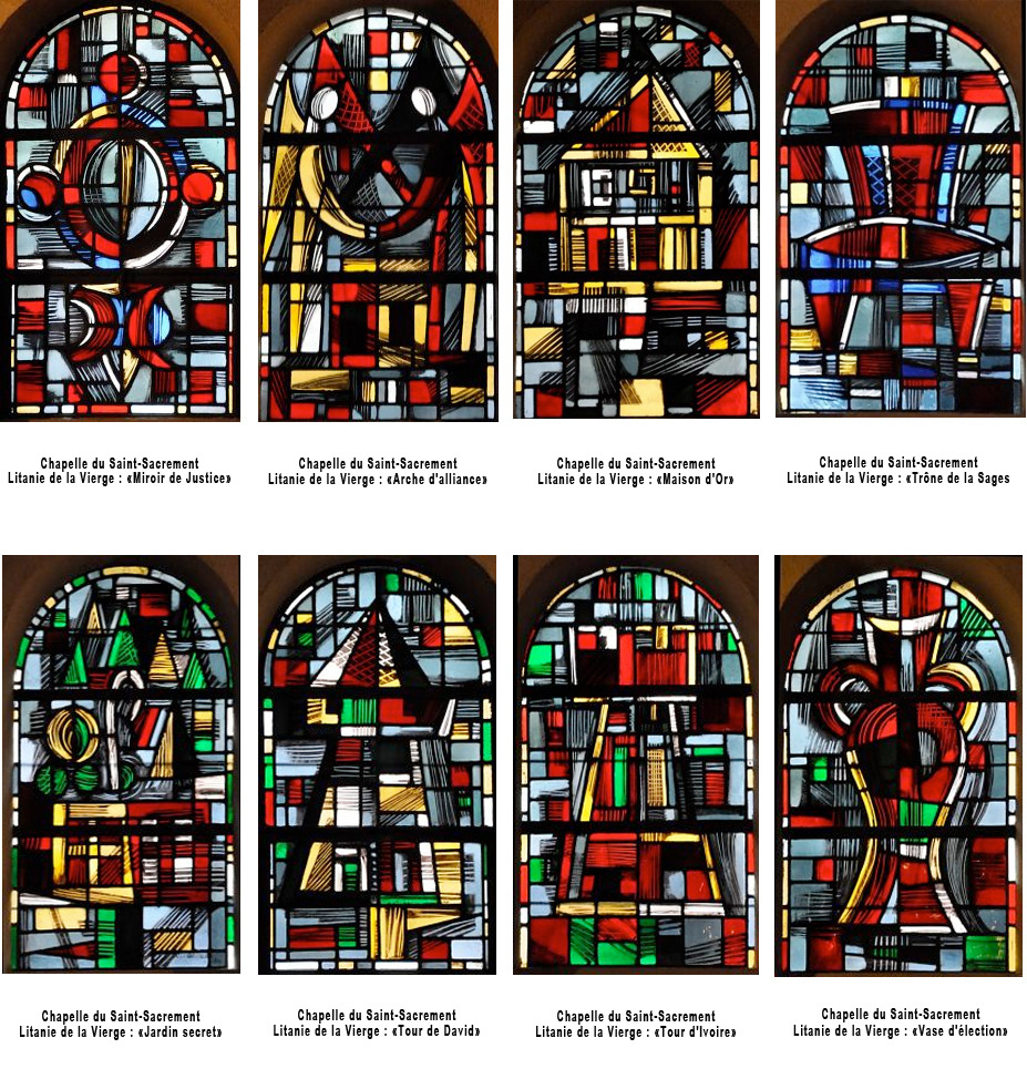 Histoire de l'église Sainte-Jeanne-de-Chantal