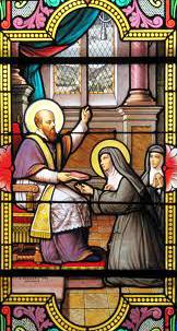 Prier Sainte Jeanne de Chantal