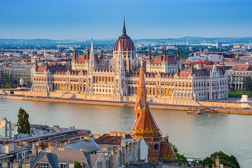 Pèlerinage en Hongrie - 22 / 27 octobre 2018