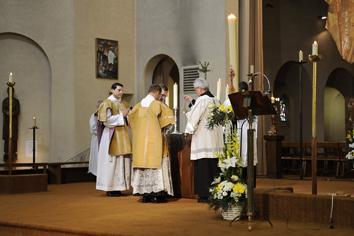 La Messe selon la forme extraordinaire à Sainte Jeanne