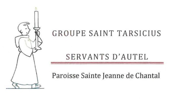 Groupe Saint Tarcisius - les Servants de l'Autel