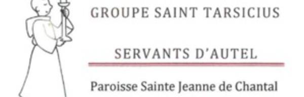 Groupe Saint Tarcisius - les Servants de l'Autel